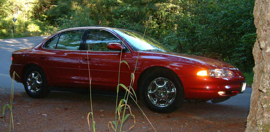1999 Oldsmobile Intrigue GL. Oldsmobile Intrigue